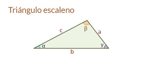 Triangulo Escaleno